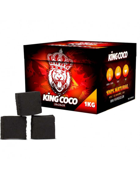 CHARBONS KING COCO 28mm 1kg