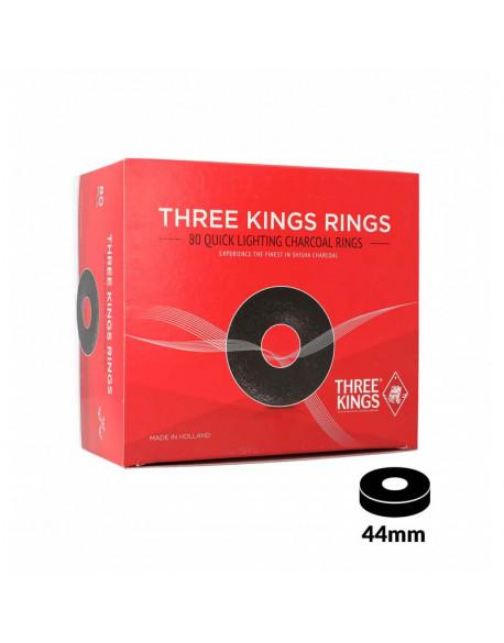 CHARBONS THREE KINGS RINGS 44mm
