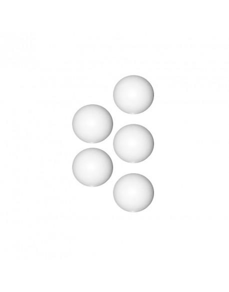 Bille en polyamid pour chicha 8 mm