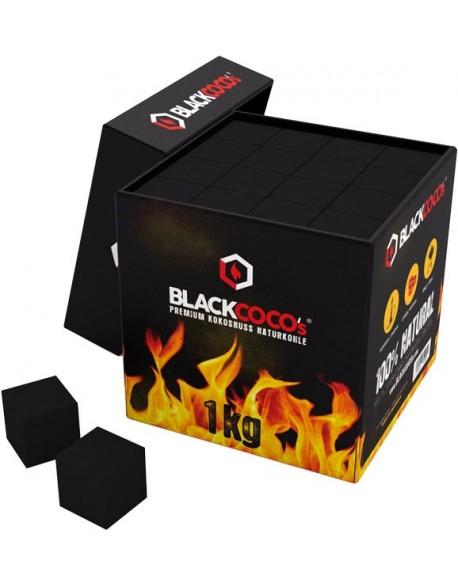 CHARBONS BLACK COCOS 1KG