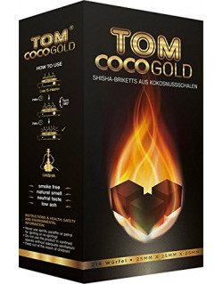 CHARBONS TOM COCOCHA GOLD 3 KG