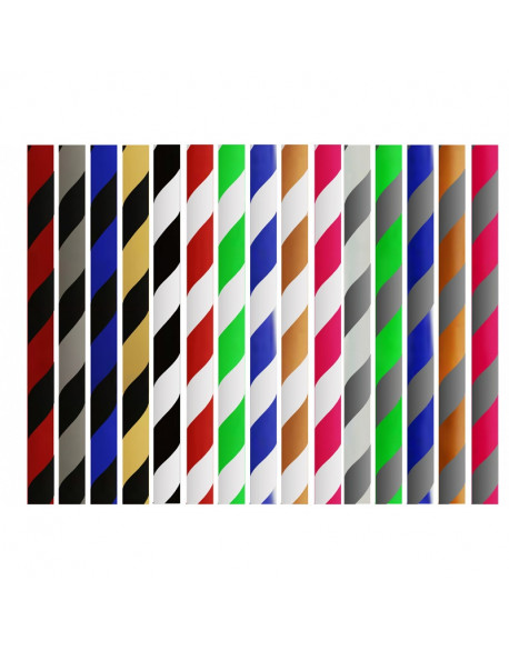 Flexible Silicone Striped