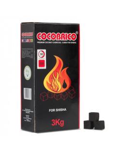 CHARBONS COCOBRICO C25 3KG