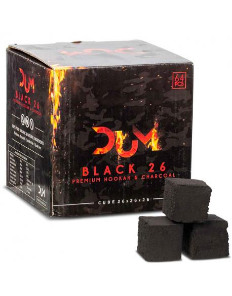 CHARBONS DUM BLACK 26MM