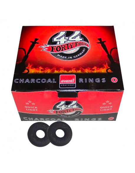 CHARBONS FORTY FOUR 40MM DONUTS