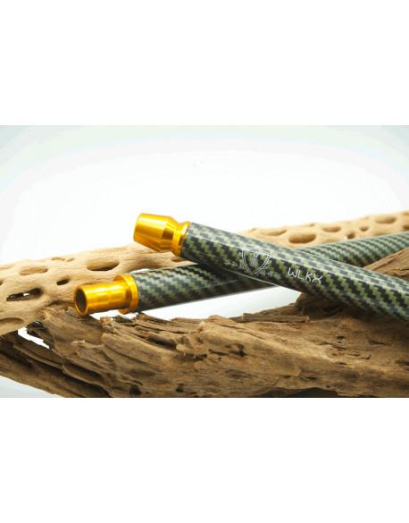 MANCHE CARBONE WLKX PIGMENT JAUNE/NOIR