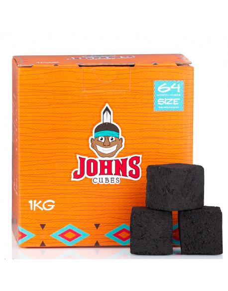 CHARBONS JOHNS CUBES 26mm 1KG